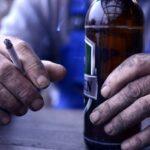 мужской пивной алкоголизм