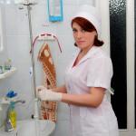 медсестра клиника Сана