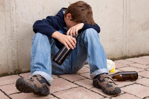 Подростковый алкоголизм и его последствия